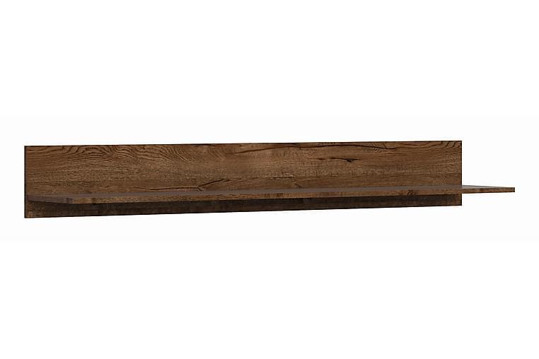Kada Vegghylle 149 cm - Tre/Natur - Møbler - Oppbevaring - Hyller