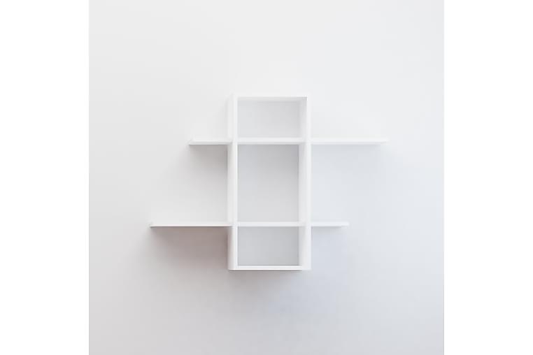 Wall Shelf Hvit - Møbler - Oppbevaring - Hyller