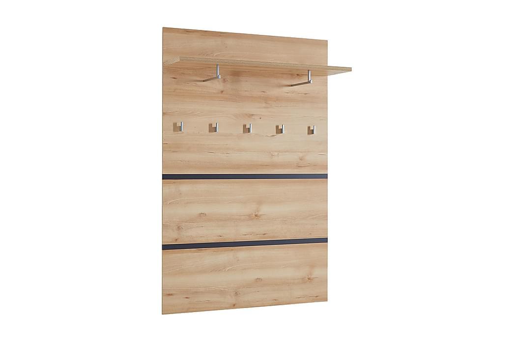 Quito Gangpanel 96 cm - Bøk - Møbler - Oppbevaring - Kleshengere & knaggrekker