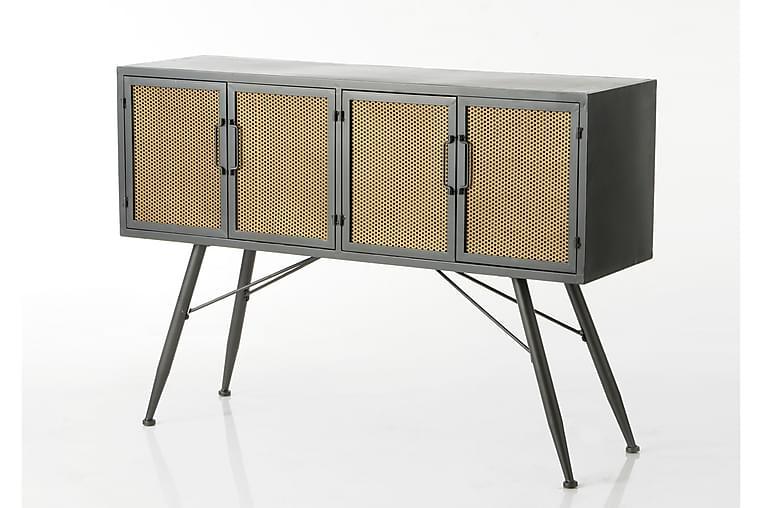 Kommode 120 cm - Stål - Møbler - Oppbevaring - Kommode
