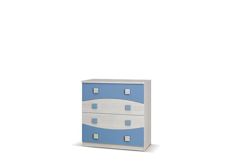 Melda Kommode 80 cm - Blå - Møbler - Oppbevaring - Kommode