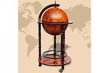 Barstativ globus tre