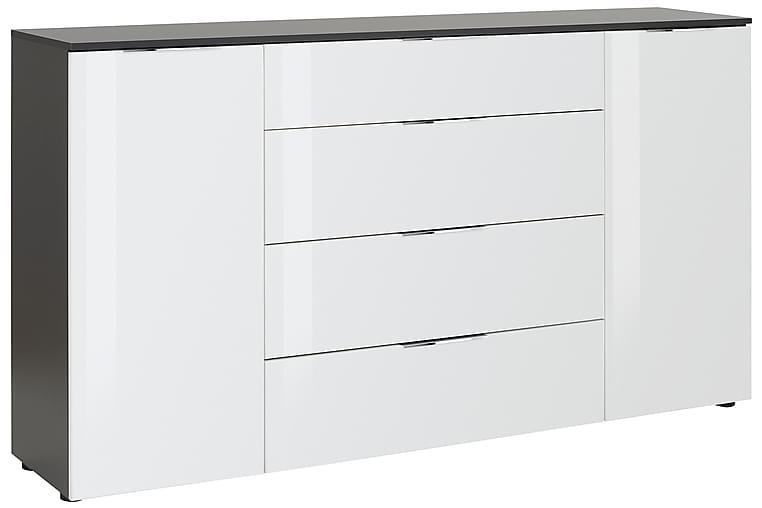 Laufeld Sjenk 180.4X99.8 Cm - Beige - Møbler - Oppbevaring - Oppbevaringsskap