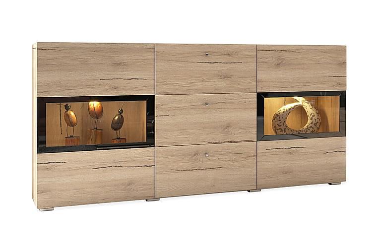 Baros Skjenk 132x39x70 cm - Møbler - Oppbevaring - Sideboard & skjenk