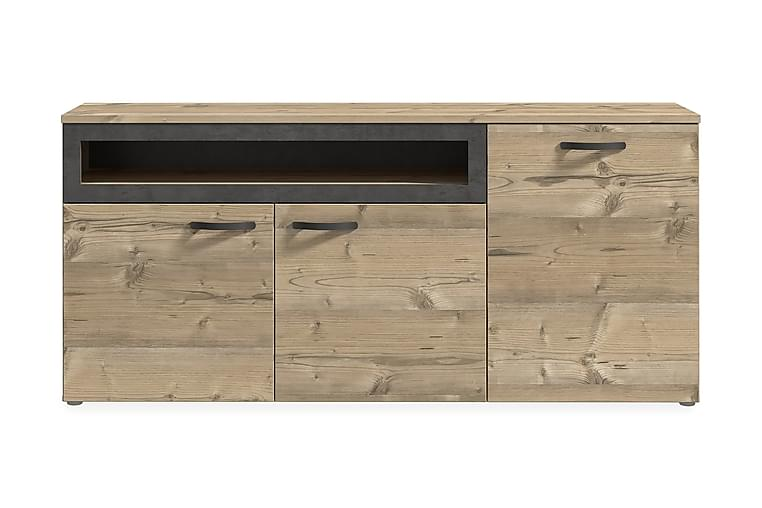 Gartcosh Avlastningsbord 180 cm - Brun/Grå - Møbler - Oppbevaring - Sideboard & skjenk
