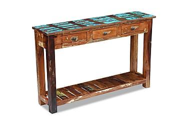 Keaton Konsollbord med 3 Skuffer 120x30 cm