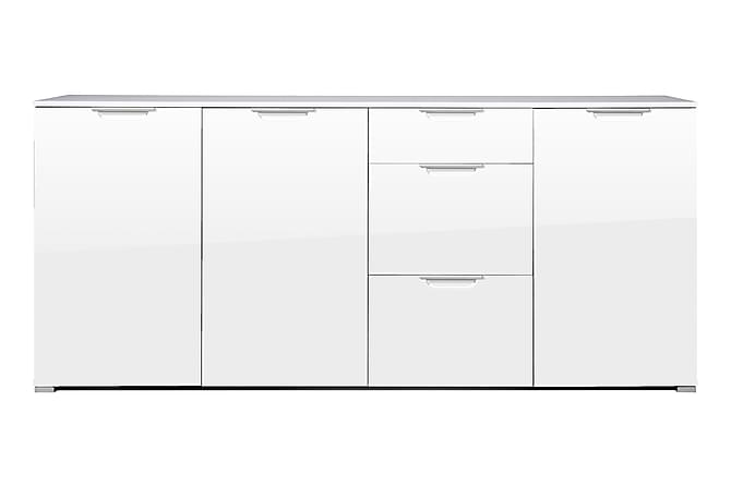 Laques Sideboard 192 cm - Hvit - Møbler - Oppbevaring - Sideboard & skjenk