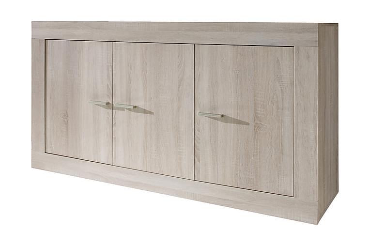 Rustica Sideboard 160 cm - Lysegrå - Møbler - Oppbevaring - Sideboard & skjenk