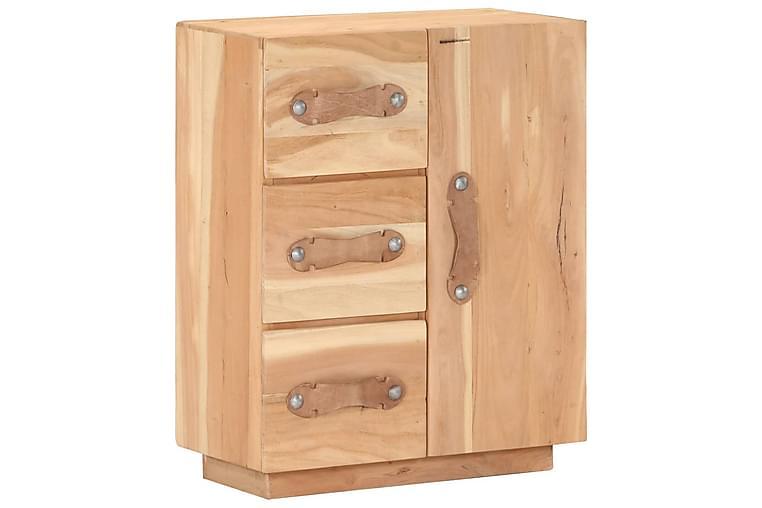 Skjenk 60x30x75 cm gjenvunnet heltre - Møbler - Oppbevaring - Sideboard & skjenk