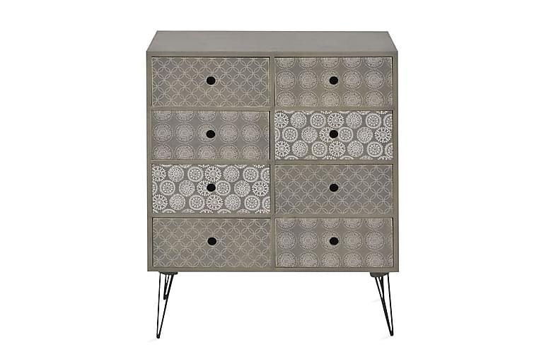Skjenk 8 skuffer grå - Møbler - Oppbevaring - Sideboard & skjenk