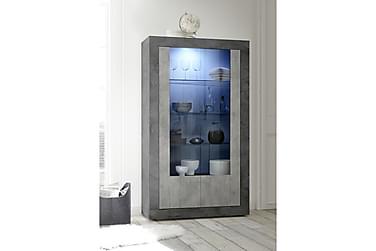 Urbino vitrineskap 110 cm
