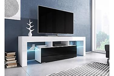 Odoms TV-benk med LED 138 cm