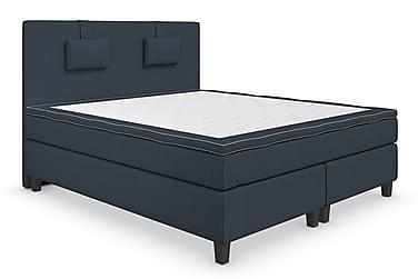 Superior Lyx Komplett Sengepakke 160 cm Mørkeblå