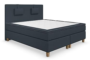 Superior Lyx Komplett Sengepakke 180 cm Mørkeblå