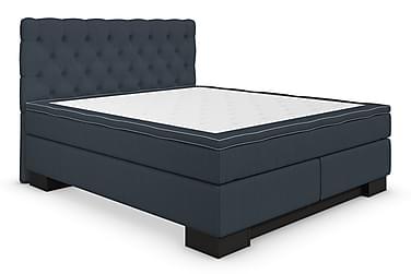 Superior Lyx Kontinentalseng 160x200 cm Mørkeblå