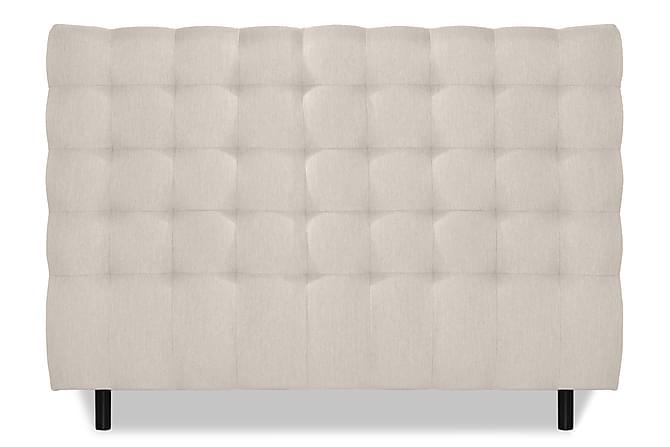 Comfort Sengegavl 180x117 Square - Beige - Møbler - Senger - Sengegavl