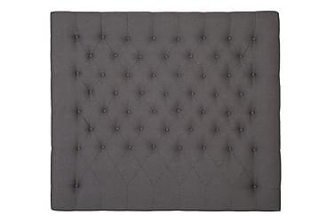 Lyon sengegavl 180 cm Grå