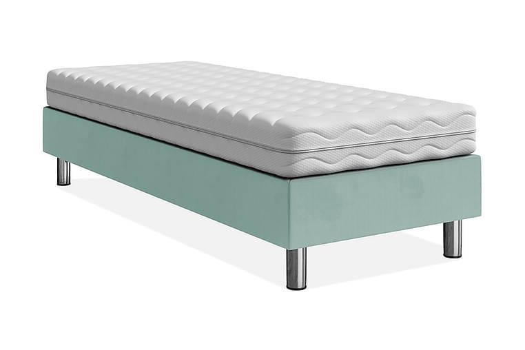 Adeliza Sengeramme 120x200 cm - Grønn - Møbler - Senger - Sengeramme & sengestamme