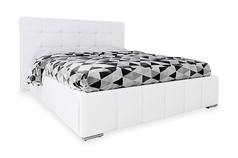 Alan Rammeseng 216x158x105 cm - Møbler - Senger - Sengeramme & sengestamme