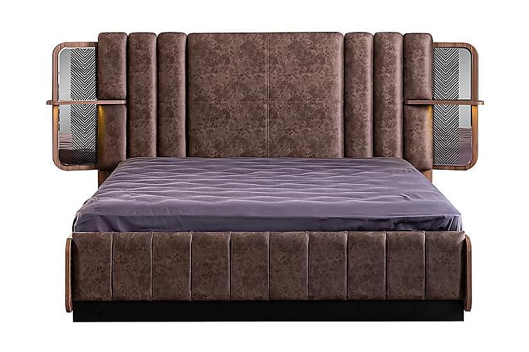 Istine Sengestamme 160x200 cm - Møbler - Senger - Sengeramme & sengestamme