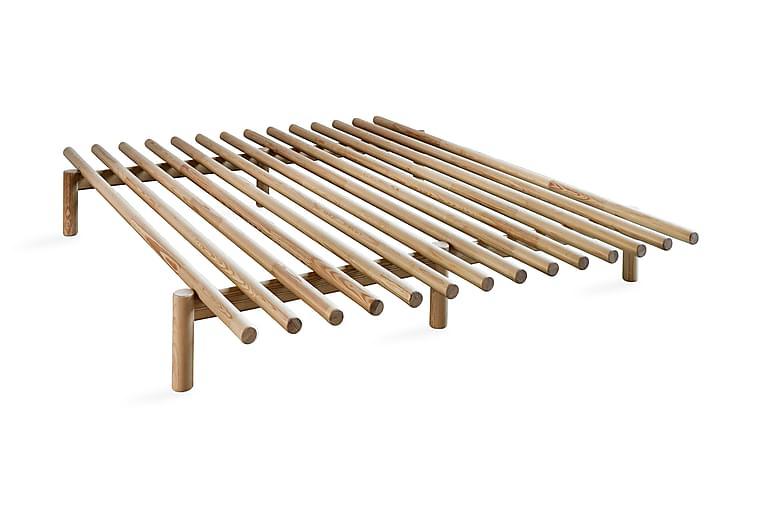 Pace Sengeramme Tre / Natur - Karup Design - Møbler - Senger - Sengeramme & sengestamme