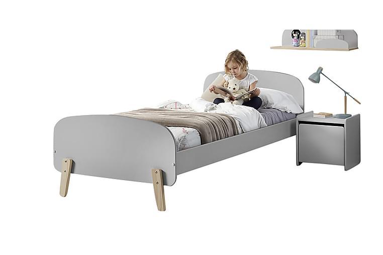 Penniman Sengeramme Nattbord - Møbler - Senger - Sengeramme & sengestamme