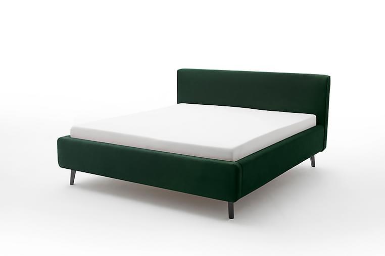 Sengeramme 180x200 cm Grønn - Møbler - Senger - Sengeramme & sengestamme
