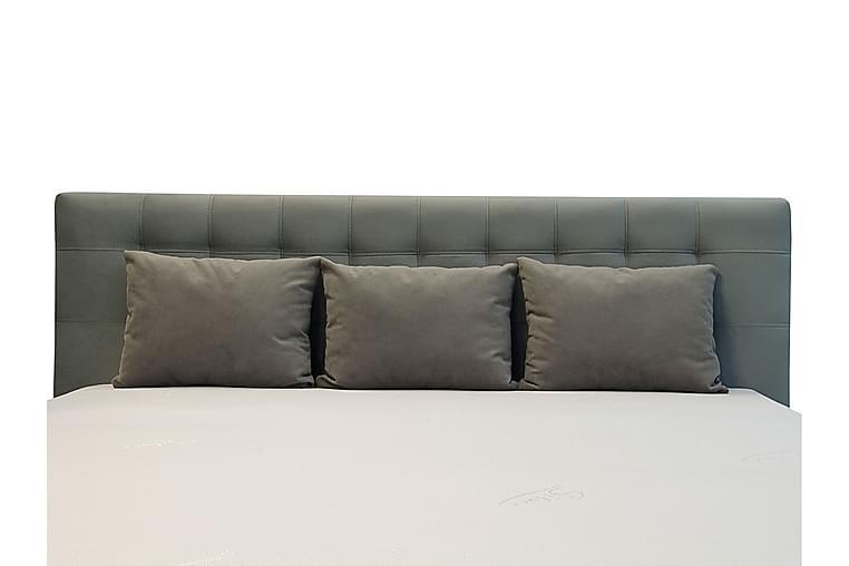 Vento Sengeramme med Oppbevaring 140x200 - Hvit - Møbler - Senger - Sengeramme & sengestamme