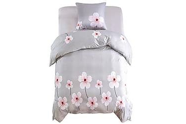 Thaisa Sengesett 2-deler 140x200/60x70 cm Blomster