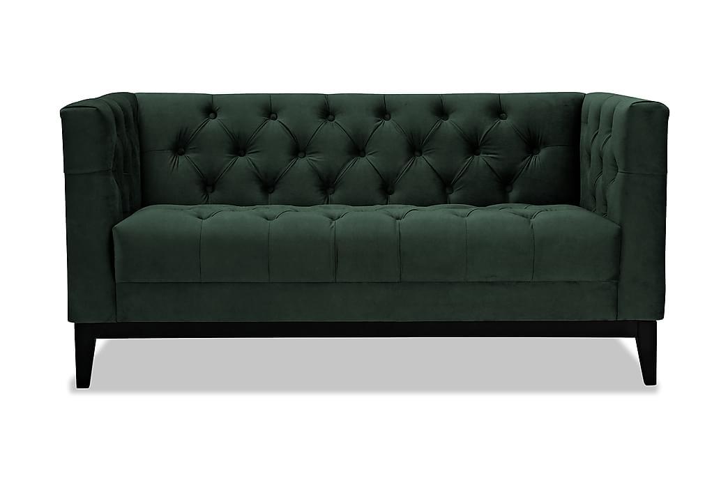 Adem 2-seter Sofa - Grønn - Møbler - Sofaer - 2-4-seters sofaer