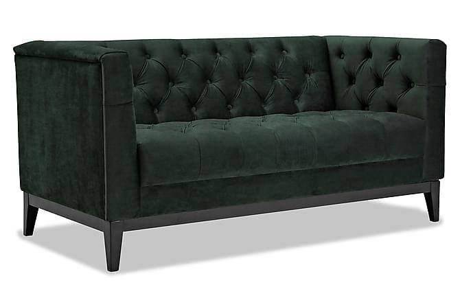 Adem 2-seters Sofa - Grønn - Møbler - Sofaer - 2-4-seters sofaer