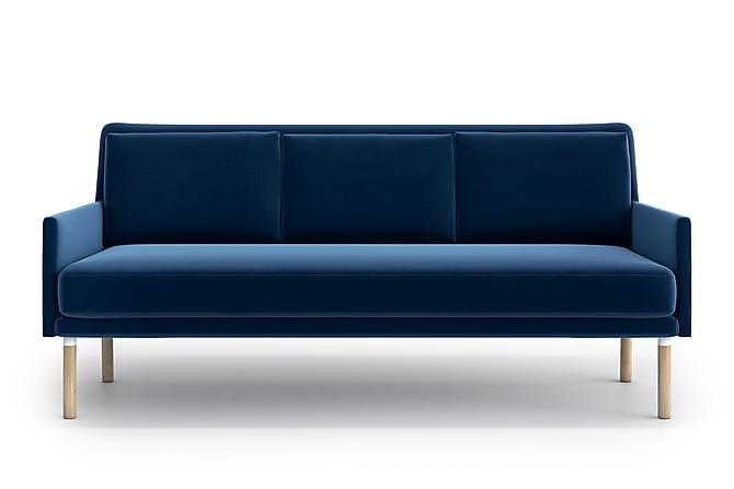 Annike 3-seter Sofa - Blå - Møbler - Sofaer - 2-4-seters sofaer