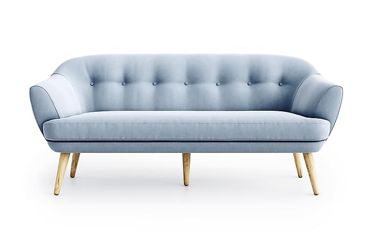 Cayenna 3-seter Sofa - Blå - Møbler - Sofaer - 2-4-seters sofaer