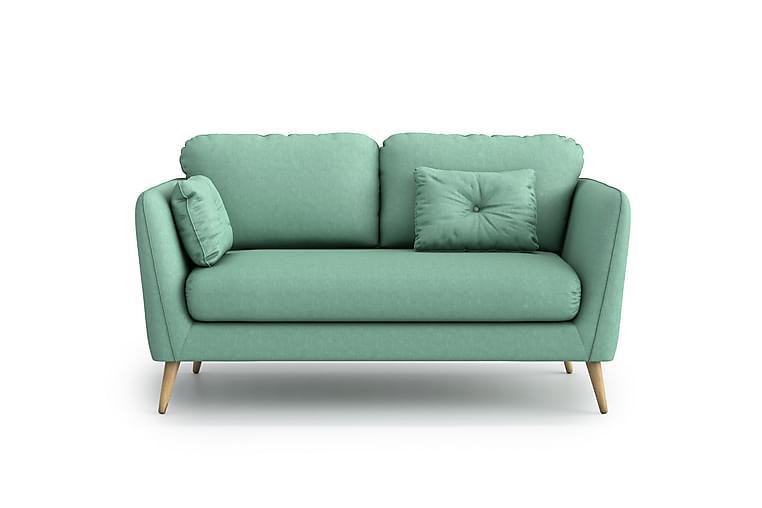 Claravik 2-seter Sofa - Grønn - Møbler - Sofaer - 2-4-seters sofaer