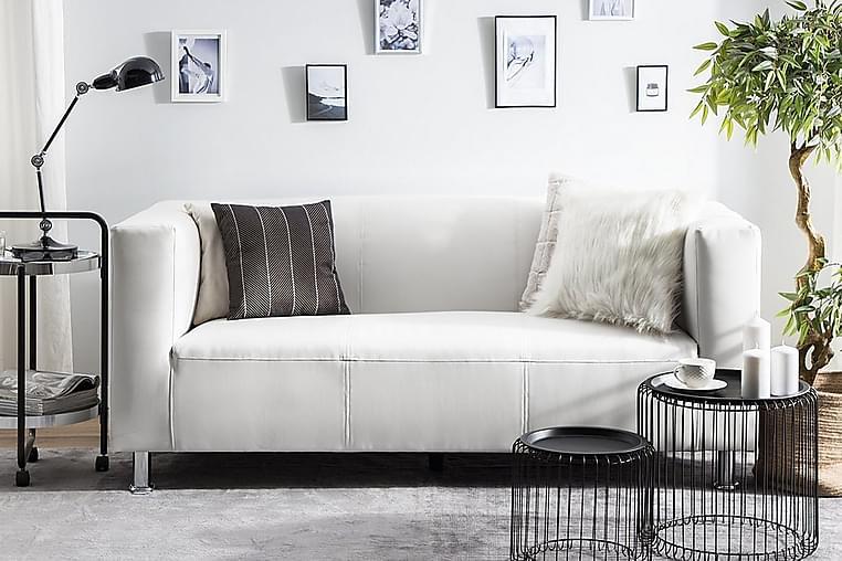 Floro Sofa 3-seter - Sølv - Møbler - Sofaer - 2-4-seters sofaer