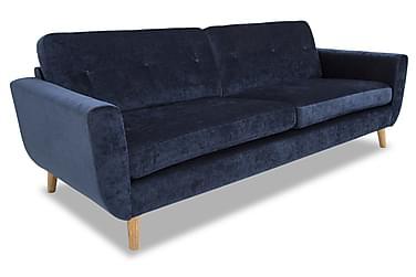 Harald 3-seters Sofa Stor Flere farger