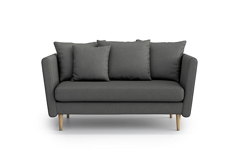 Joleen 2-seter Sofa - Grå - Møbler - Sofaer - 2-4-seters sofaer