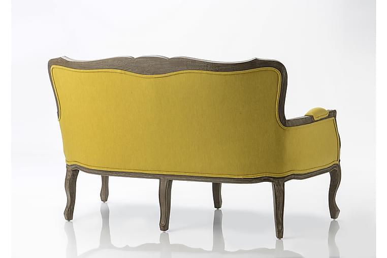 Magdalen Sofa 150x104 cm - Gul - Møbler - Sofaer - 2-4-seters sofaer