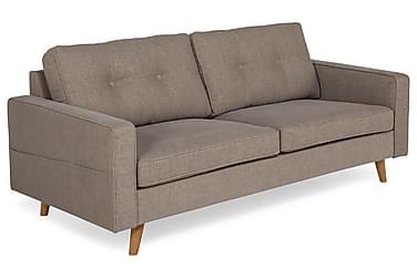 Monroe 3-seters Sofa Vaskbart Stoff