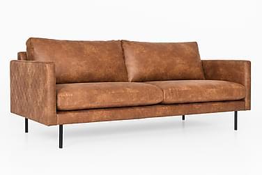 Salvina 2,5-seters Sofa Bonded Leather