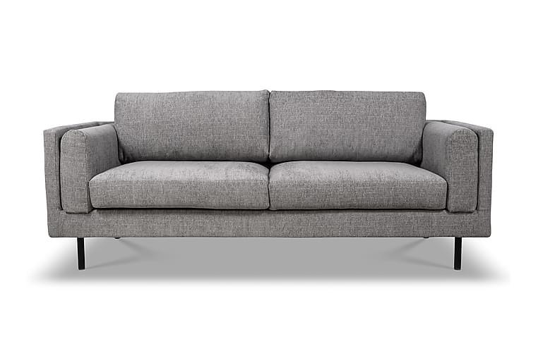 Sita 3-seter Sofa - Lysegrå - Møbler - Sofaer - 2-4-seters sofaer