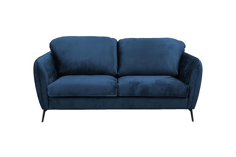 Sundheim 2-seter Sofa - Blå - Møbler - Sofaer - 2-4-seters sofaer