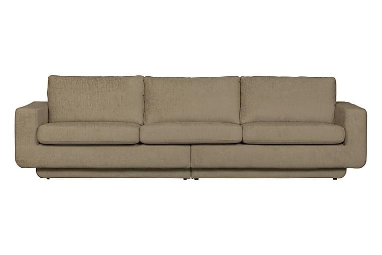 Tamblyn 3-seters Sofa - Mørkebeige - Møbler - Sofaer - 2-4-seters sofaer