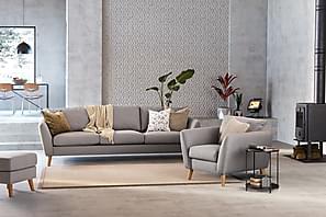 Stilig 2-4 seters sofaer med fast pris på frakt hos Trademax VY-14