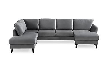 Trend U-sofa med Divan Høyre