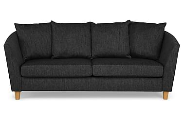 Wave 3-seters Sofa inkl. Konvoluttputer Vaskbart Stoff