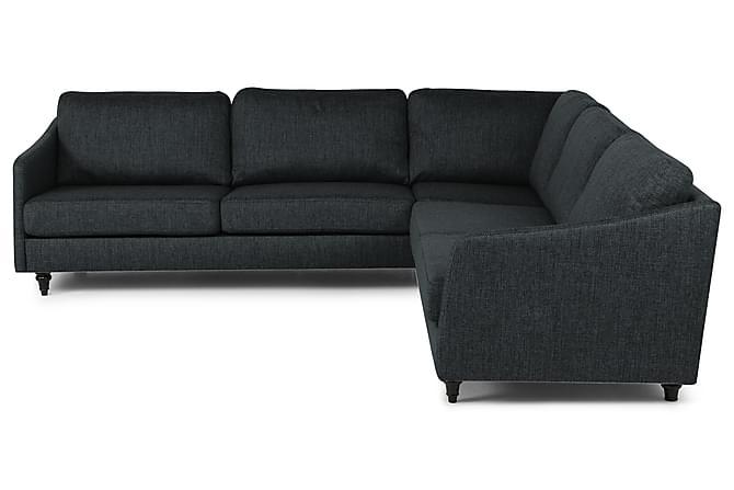 Mirage Hjørnesofa - Blå - Møbler - Sofaer - Hjørnesofaer