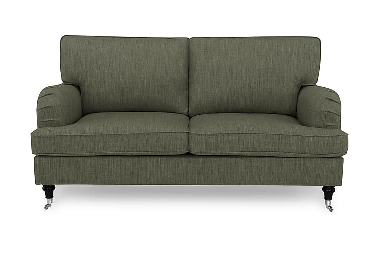 Howard Classic 3-seters Sofa - Olivengrønn - Møbler - Sofaer - Howard-sofaer