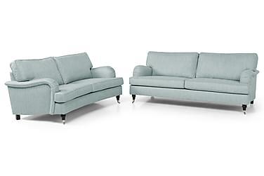 Howard Classic Sofagruppe 3-seter Rak + 2-seter Buet