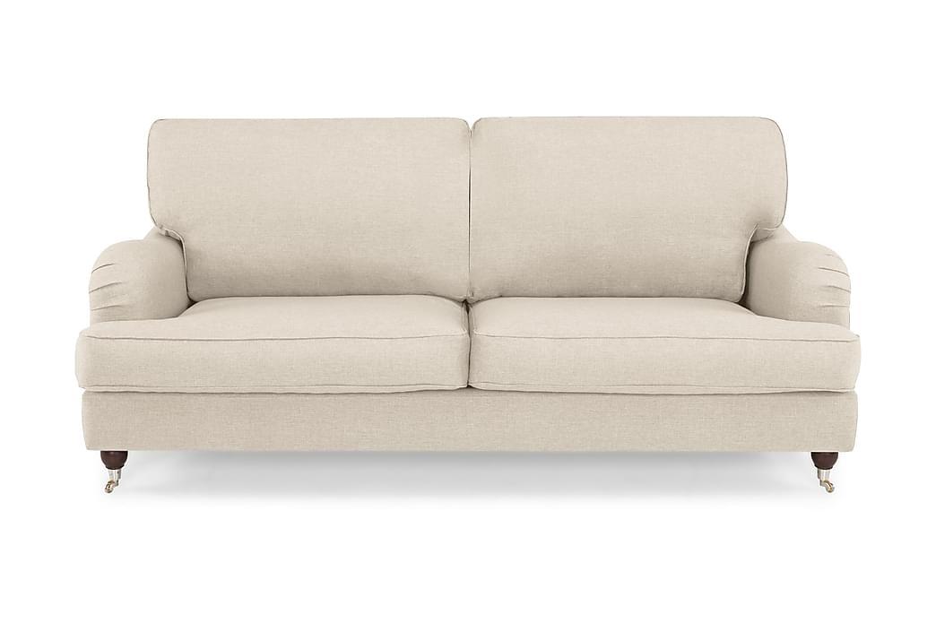 Howard Lyx 3-seters Sofa - Beige - Møbler - Sofaer - Howard-sofaer
